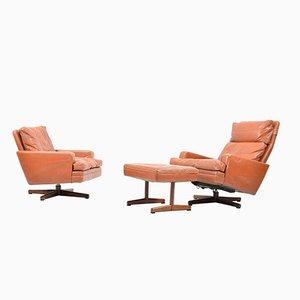 Vintage Seating Group by Frederik A. Kayser