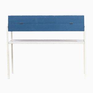Tavolo con scatola da cucito di Coen de Vries per Tetex, anni '50