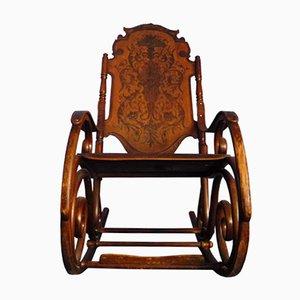 Bentwood Rocking Chair from Jacob & Josef Kohn, 1880s