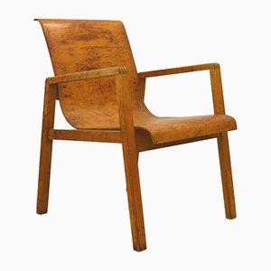 Birkenholz 403 Stuhl von Alvar Aalto für Huonekalu-ja Rakennustyöte, 1930er