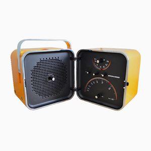 Vintage TS-502 Radio by Mario Zanuso Richard Sapper for Brionvega