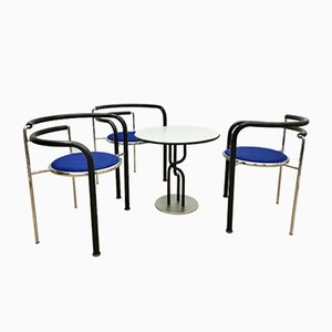 Dark Horse Seating Group by Rud Thygesen & Johnny Sorensen for Botium, 1980s