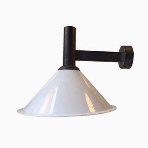 Dänische Mid-Century Kupfer Wandlampe für Außenbereich von Følsgaard & Lyfa, 1970er