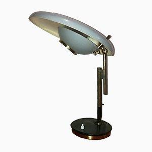 555 Table Lamp by Oscar Torlasco for Lumi, 1950s