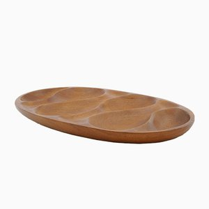 Teak Fruit Bowl, 1960s
