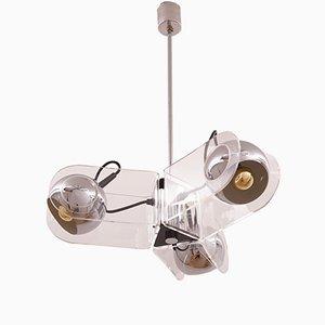 Vintage Modell 540 Deckenlampe von Gino Sarfatti für Arteluce