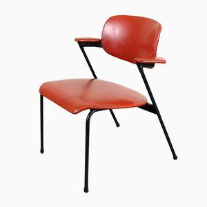 Vintage Stuhl von Willy Van der Meeren für Tubax, 1950er