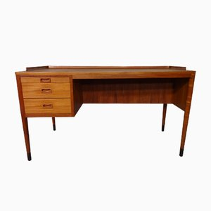 Dänischer Teakholz Schreibtisch, 1960er