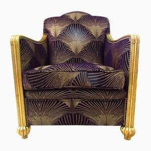 Art Deco Club Chair, 1935