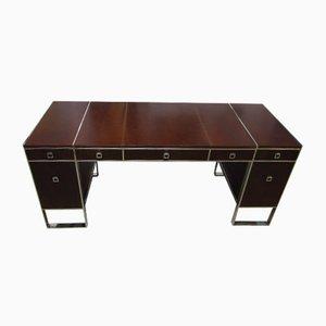 Schreibtisch von Guy Lefevre für Maison Jansen, 1960er