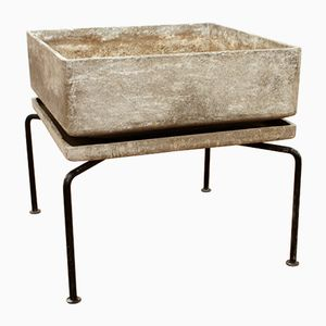 Stoneware Planter by Bruno Rey for Eternit, 1950s