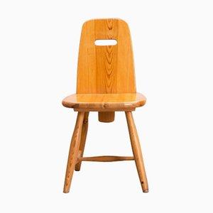 Modell Pirtti Teakholz Stuhl von Eero Aarnio für Laukaan Puu, 1968