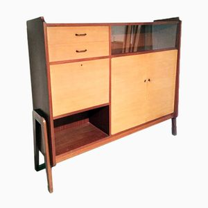 French Secretaire with Compass Legs, 1960s