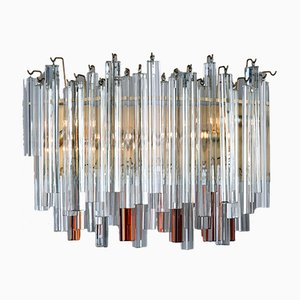 Trièdres Sconce from Venini, 1970s