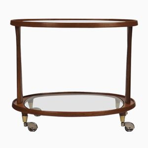 Italian Bar Cart by Cesare Lacca, 1960s