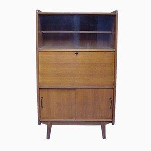 Secretaire vintage in quercia