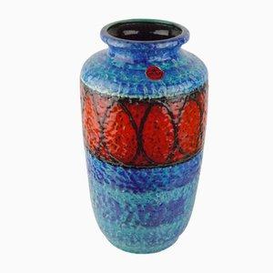 No. 569 40 West German Fat Lava Pottery Vase from Bay Keramik