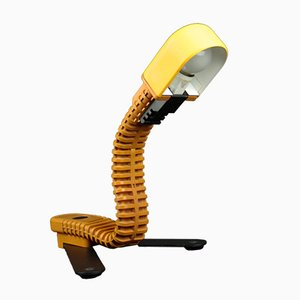 Japanese Cobra Junior Desk Lamp by Masayuki Kurokawa for Yamagiwa, 1977