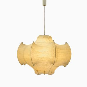 Cocoon Pendant Lamp by Achille and Pier Giacomo Castiglioni for Flos, 1960s