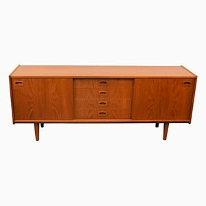 Vintage Danish Teak Sideboard from Mogens Kold
