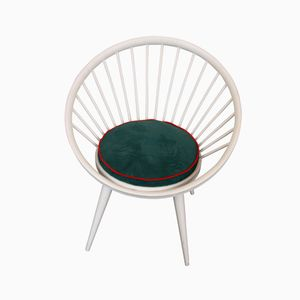 Circle Chair by Yngve Ekström for Swedese, 1960s