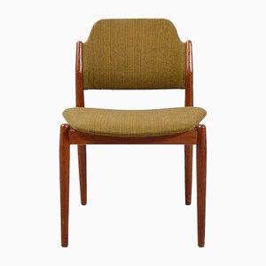 Model 62A Teak Side Chair by Arne Vodder for Sibast, 1961