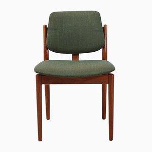 Teak Stuhl von Arne Vodder für Sibast, 1960er