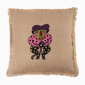 Zion Pillow by Jackie Villevoye for Jupe by Jackie