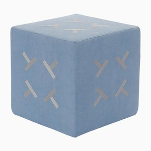 Fractional Pouf by Jackie Villevoye for Jupe by Jackie