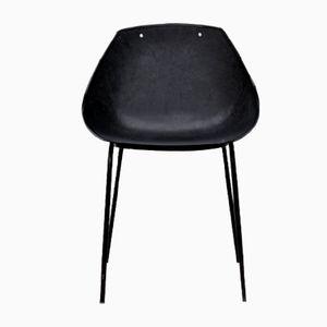 Belgischer Vintage Coquillage Stuhl von Pierre Guariche für Meurop