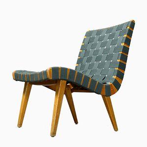 Vostra 654W Sessel von Jens Risom für Walter Knoll, 1950er
