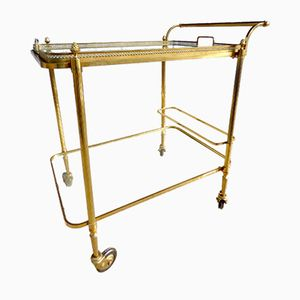 Bar Cart from Maison Jansen, 1960s