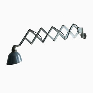 Large Scissor Lamp from Siemens, 1930s