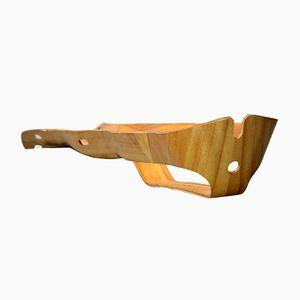 Beinschiene aus Geformtem Schichtholz von Charles & Ray Eames für Evans Products, 1940er