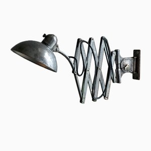 Vintage 6614 Scissor Moon Lamp from Kaiser Idell, 1930s