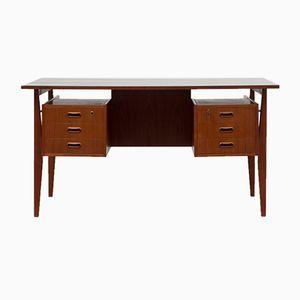 Desk in Teak from Randers Møbelfabrik, 1960s