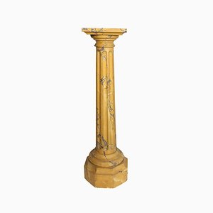 Pedestal arquitectónico vintage