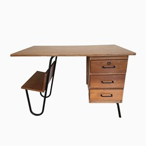 Desk by Jacques Hitier, 1960s