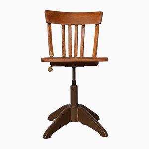 Mid-Century Stuhl von Stoll Giroflex, 1950er
