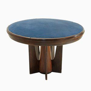 Italian Art Deco Game Table, 1930s