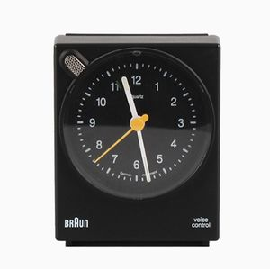 Model 66008 Quartz Alarm Clock from Braun AG, 1980s