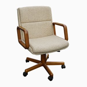 norwegian vintage office chair. Norwegian Office Chair From Ring Mekanikk, 1980s Vintage