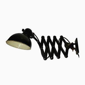 Lampada da parete vintage di Christian Dell per Kaiser Idell