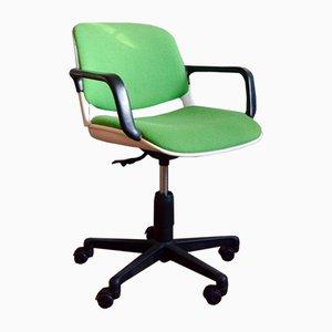 Sedia da ufficio Comforto di Mobilier International, anni '80