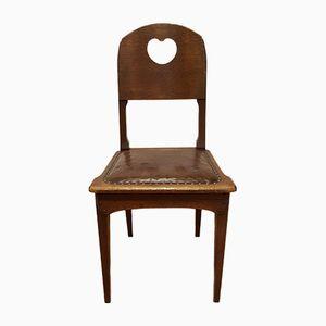 Art Nouveau Chair by Richard Riemerschmid for Deutsche Werkstatten