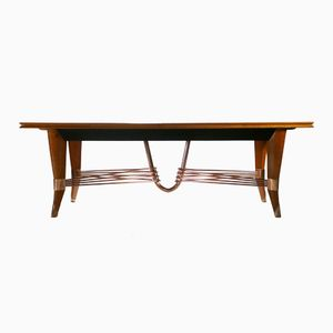 Mid-Century French Large Dining Table, 1950s