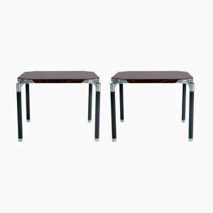 Urio Side Tables by Ico Parisi for M.I.M., 1960s, Set of 2