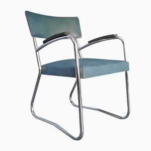 Steel Tube Chair, 1940s