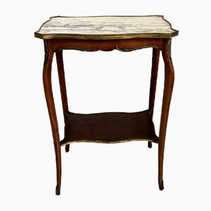 Antique Louis XV Style Side Table