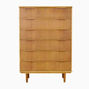 Vintage Danish Oak Dresser